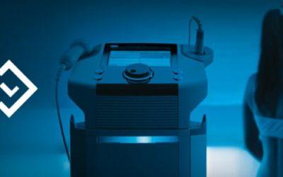 """Elektro-/Ultraschalltherapie mit Handsfree Sono """"Weltneuheit"""""""